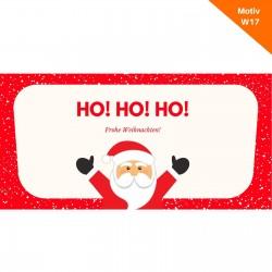 Weihnachtskarte Motiv W17